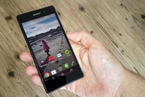 حل مشکل دوربین و x-reality در گوشی Z2