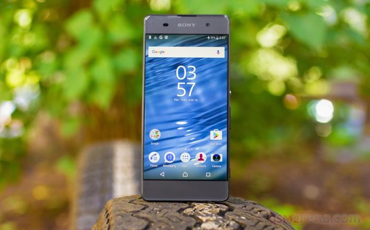 بررسی تخصصی گوشی Sony Xperia XA